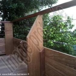 BATIBOIS - Gaillon - Terrasses bois sur pilotis